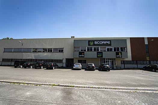 Scorpe's building